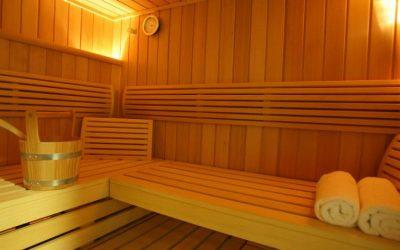 Bien être : Le sauna
