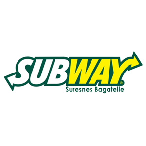 Subway Galerie Bagatelle